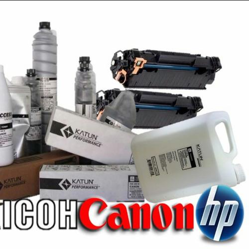 servicio para copiadoras canon ricoh hp