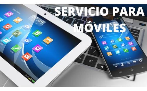 servicio para smartphones y tablets