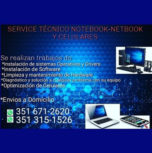 servicio pc & productos informáticos &celulares