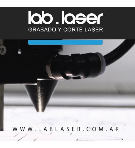 servicio personalizado de corte y grabado láser!