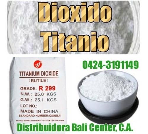 servicio pigmento colorante rutil r-299 blanco dioxid titani