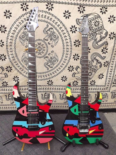 servicio pintura diseños calibración guitarras bajo saorimil