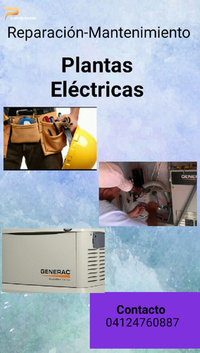 servicio plantas eléctricas