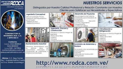 servicio profesionales de ingenieria en todas las areas.