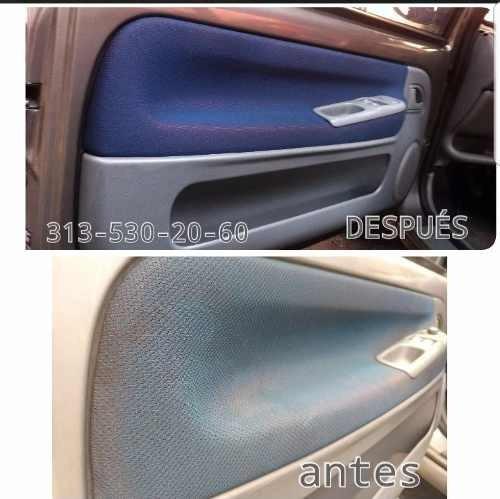 servicio pulitura cristalizado lavado tapiceria automotriz