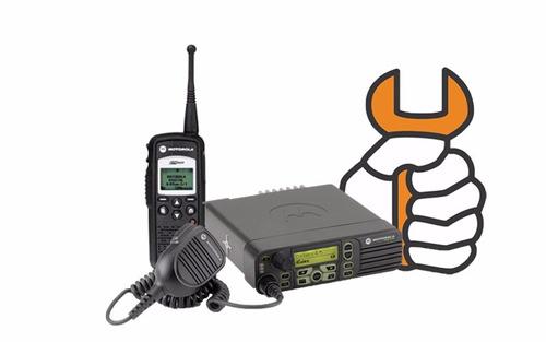 servicio radios baofeng configuración repetidores asesoria