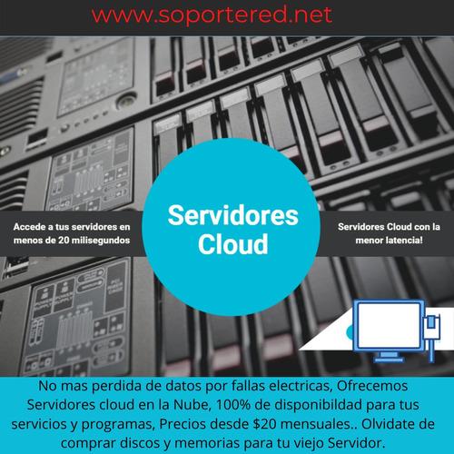 servicio redes servidores