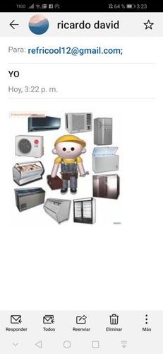 servicio refrigeracion a domicilios