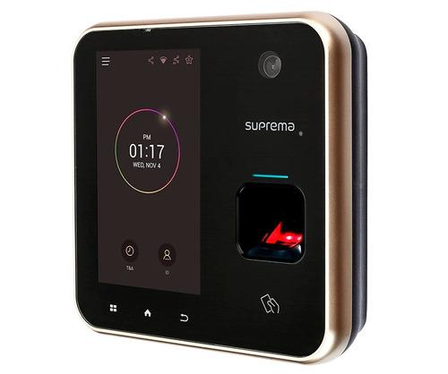 servicio reparacion adiestramiento biometricos suprema