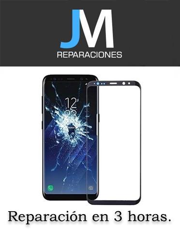 servicio reparacion celulares cambio de vidrio samsung dia