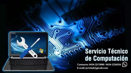 servicio reparación computador,