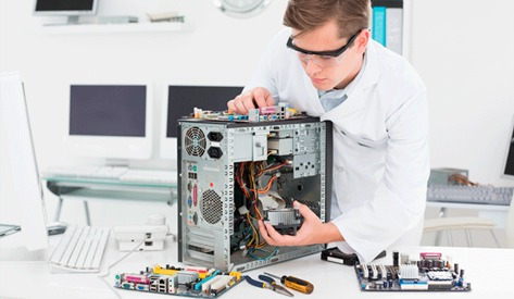 servicio reparación computadora