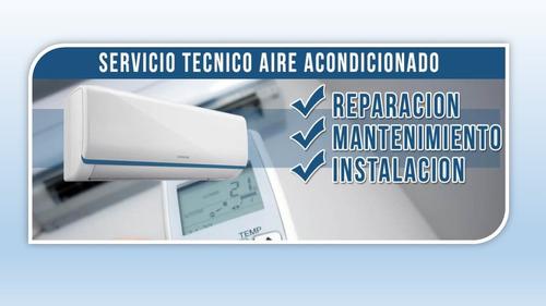 servicio reparacion instalacion aire acondicionado