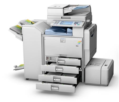 servicio, reparación para copiadoras