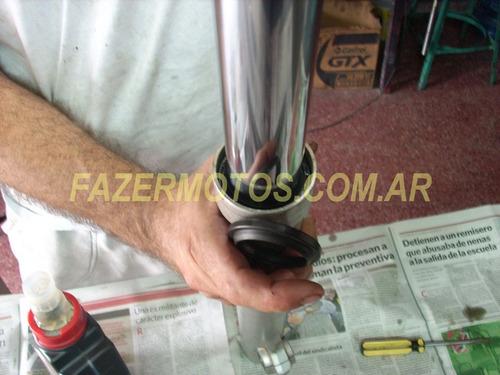 servicio reparación retenes líquido- mano obra para bmw -ktm