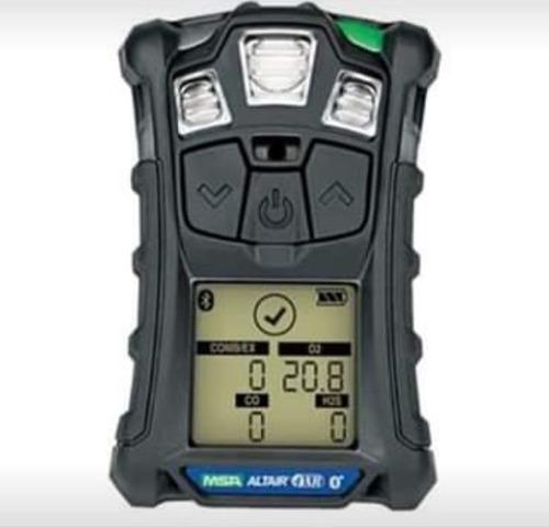 servicio , reparación y calibracion de detectores altair msa