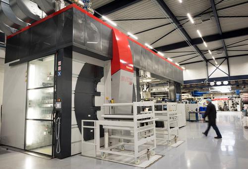 servicio / repuestos industriales printing & packaging impre