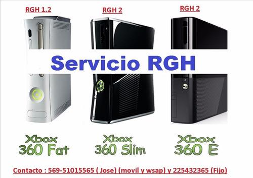 servicio rgh todos los modelos.