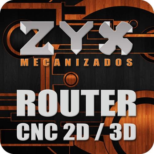 servicio router cnc 3d 2d mecanizado corte pantografo
