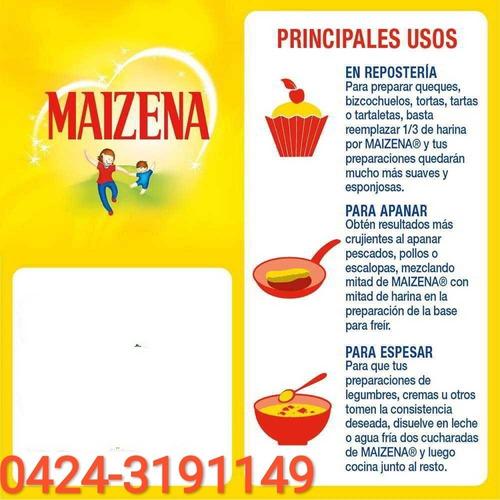 servicio saco glucos jarab fecula maiz almidon maiz maizena