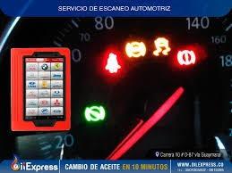 servicio scanner automotriz