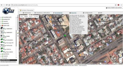 servicio servidor monitoreo gps satelital tracker carr 1 año