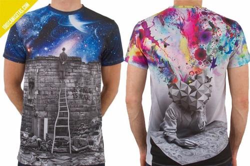 servicio sublimado textil camisetas ropa