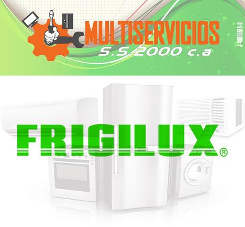 servicio tecnic frigilux cocinas autorizado
