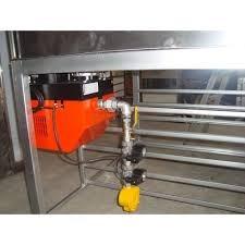 servicio tecnico 24 hs hornos rotativos horno a gas  turbina