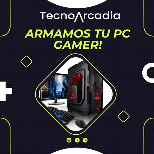 servicio técnico a computadoras y creación de espacios gamer