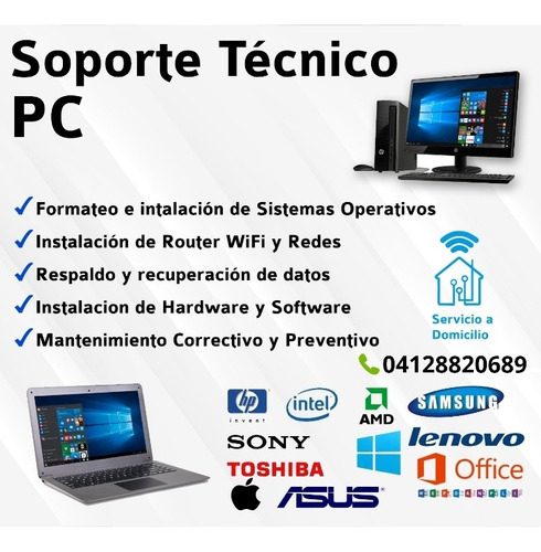servicio técnico a computadores