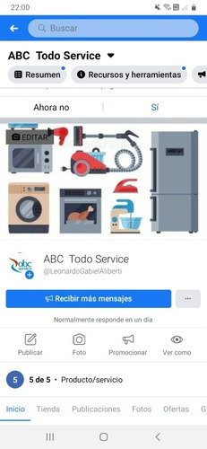 servicio tecnico a domicilio