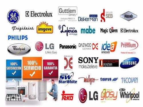 servicio tecnico a domicilio de lavadoras, neveras y cocinas