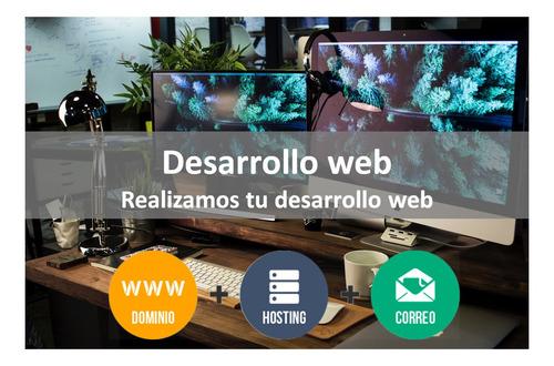 servicio técnico a domicilio, desarrollo web y servicio it.