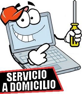 servicio técnico a domicilio - reparación pc y más, consulte