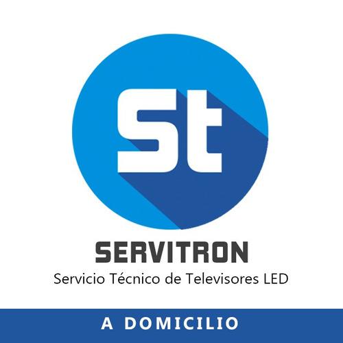 servicio tecnico a domicilo de smart tv, led, lcd, 4k, lg