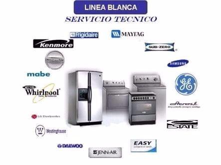 servicio técnico a linea blanca y equipos industriales