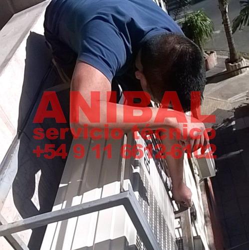 servicio técnico aire acondicionado: