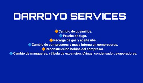 servicio técnico aire acondicionado automotriz