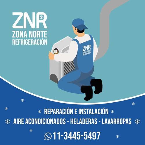 servicio técnico aire acondicionado , heladera lavarropas