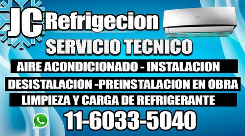 servicio tecnico aire acondicionado y grupo electrogeno