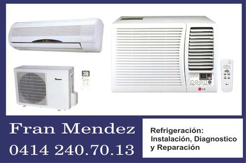 servicio técnico aire acondicionado y mantenimiento