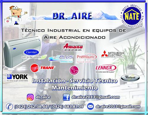 servicio tecnico, aire acondicionado y mantenimiento