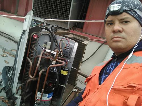 servicio tecnico aire acondicionado y refrigeracion