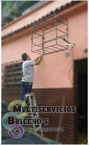 servicio tecnico aire acondicionado,inst,reparac.mtto. racda