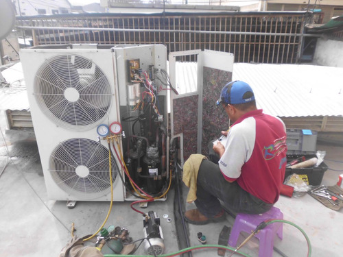 servicio tecnico aires acondicionado compresores repuestos