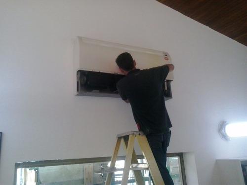 servicio técnico aires acondicionados instalacion split