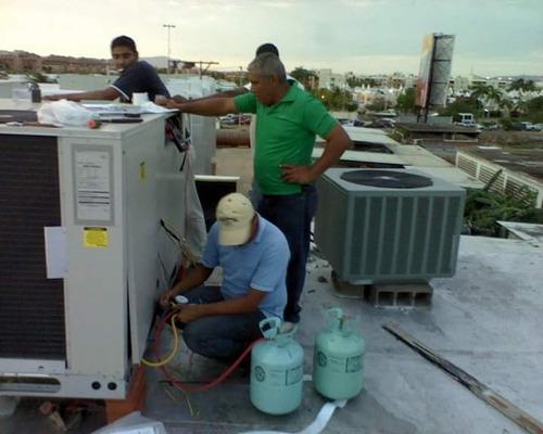 servicio técnico aires acondicionados instalaciones ductos