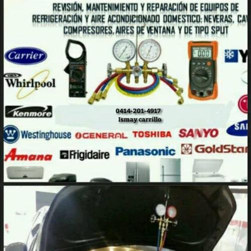 servicio técnico, aires acondicionados tipo portatil