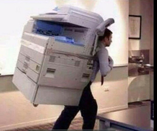 servicio tecnico & alquiler de fotocopiadoras ricoh